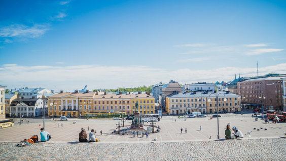 Scandinavian Airlines: Newark – Helsinki, Finland. $399 (Regular Economy) / $344 (Basic Economy). Roundtrip, including all Taxes