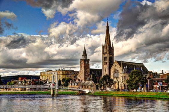 Delta / KLM Royal Dutch: Portland – Inverness, Scotland. $607 (Regular Economy) / $487 (Basic Economy). Roundtrip, including all Taxes