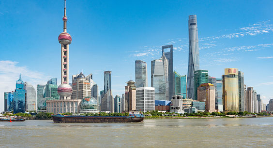 American / Delta / United: Los Angeles – Shanghai, China. $497. Roundtrip, including all Taxes