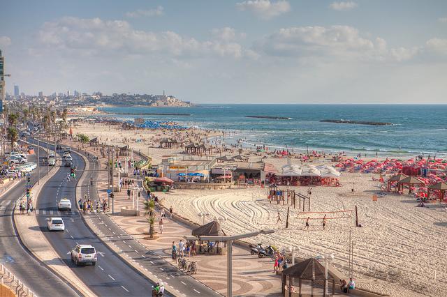 United: San Francisco – Tel Aviv, Israel. $744. Roundtrip, including all Taxes