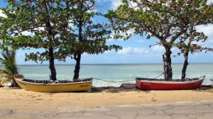 United: Phoenix – Aguadilla, Puerto Rico. $355 (Basic Economy) / $415 (Regular Economy). Roundtrip, including all Taxes