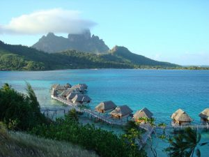 United: Newark – Papeete, Tahiti, French Polynesia. $889. Roundtrip, including all Taxes