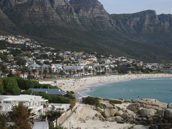 Swiss: Los Angeles – Cape Town, South Africa. $576. Roundtrip, including all Taxes