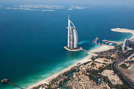 Delta / Air France: Portland – Dubai, United Arab Emirates. $870. Roundtrip, including all Taxes