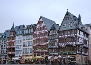 Condor: Portland – Frankfurt, Germany. $530. Roundtrip, including all Taxes