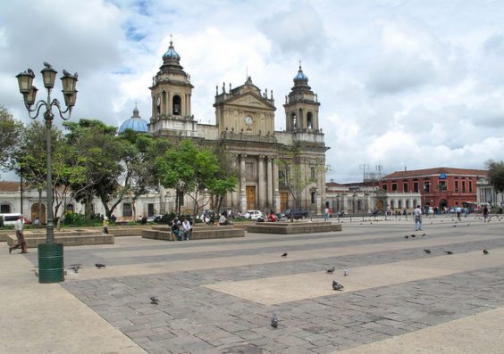 Copa: New York – Guatemala City, Guatemala. $280. Roundtrip, including all Taxes