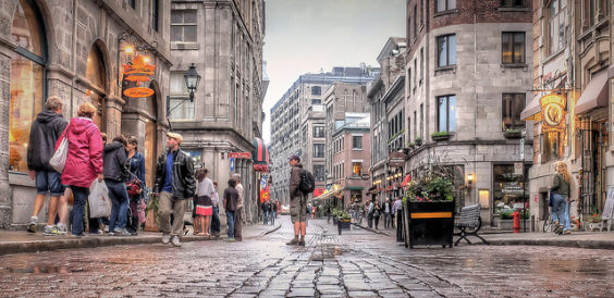 [Summer] Air Canada: Portland – Montreal, Canada $274. Roundtrip, including all Taxes