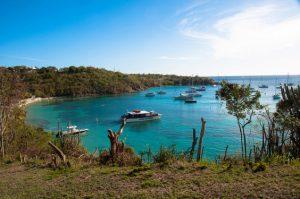 American: Los Angeles – St. Thomas, US Virgin Islands. $303 (Basic Economy) / $363 (Regular Economy). Roundtrip, including all Taxes