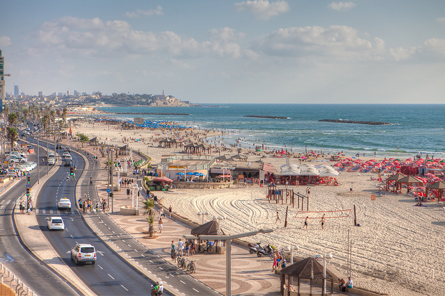 El Al: Phoenix – Tel Aviv, Israel. $805. Roundtrip, including all Taxes