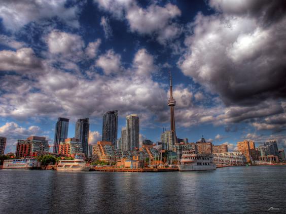 The Shorthaul – Air Canada: New York – Toronto, Canada. $148. Roundtrip, including all Taxes