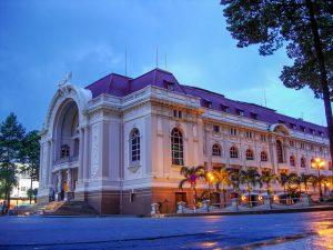 Asiana: Seattle – Ho Chi Minh City, Vietnam. $524. Roundtrip, including all Taxes