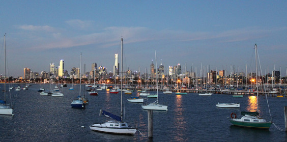 Qantas: San Francisco – Melbourne, Australia. $701. Roundtrip, including all Taxes