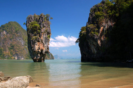 Korean Air: Seattle – Phuket, Thailand. $609. Roundtrip, including all Taxes