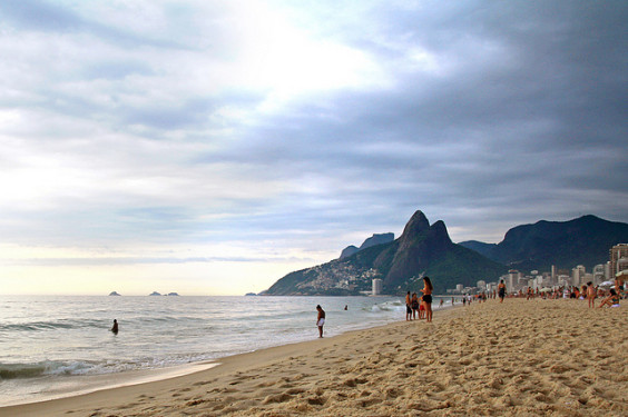 Copa: San Francisco – Rio de Janeiro, Brazil. $705. Roundtrip, including all Taxes