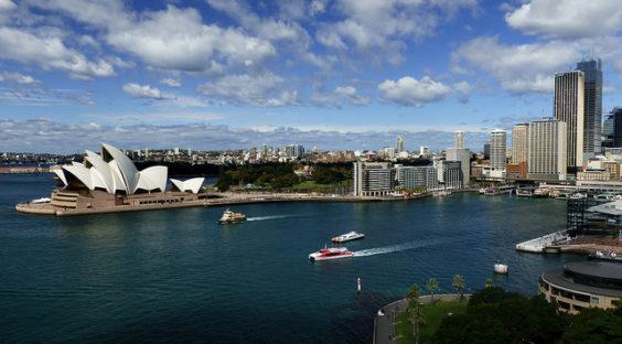 Qantas: San Francisco – Sydney, Australia. $701. Roundtrip, including all Taxes