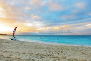 United: Newark – Providenciales, Turks and Caicos. $280 (Basic Economy) / $340 (Regular Economy). Roundtrip, including all Taxes