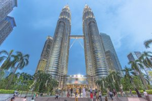 United / All Nippon Airways: San Francisco – Kuala Lumpur, Malaysia. $570. Roundtrip, including all Taxes