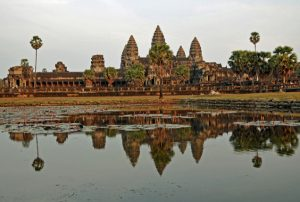 Cathay Pacific: Los Angeles – Siem Reap, Cambodia. $622. Roundtrip, including all Taxes