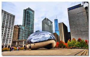 Southwest: Portland – Chicago (and vice versa). $198. Roundtrip, including all Taxes