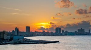 American: Phoenix – Havana, Cuba. $304. Roundtrip, including all Taxes