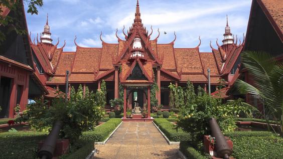 United: San Francisco – Phnom Penh, Cambodia. $545. Roundtrip, including all Taxes