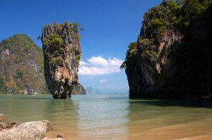 Asiana: New York – Phuket, Thailand. $600. Roundtrip, including all Taxes