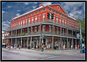 Southwest: Los Angeles – New Orleans (and vice versa). $120. Roundtrip, including all Taxes
