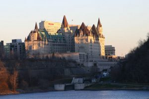 The Shorthaul – Air Canada: Newark – Ottawa, Canada. $188. Roundtrip, including all Taxes