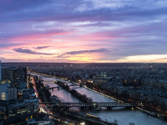 American: Phoenix – Paris, France. $589. Roundtrip, including all Taxes