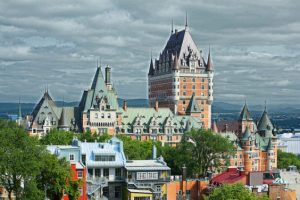 United: Phoenix – Quebec City, Canada. $268. Roundtrip, including all Taxes