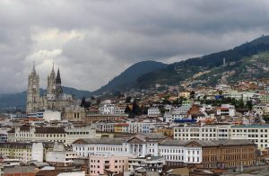 Copa: New York – Quito, Ecuador. $301. Roundtrip, including all Taxes