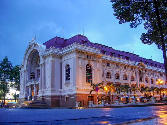 American / Japan Airlines: Phoenix – Ho Chi Minh City, Vietnam. $649. Roundtrip, including all Taxes