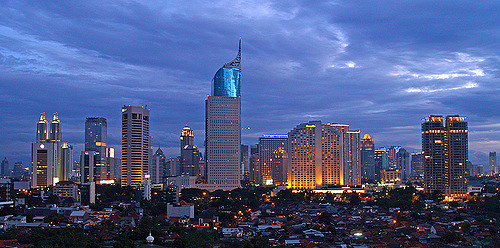 American / Japan Airlines: Los Angeles – Jakarta, Indonesia. $624. Roundtrip, including all Taxes