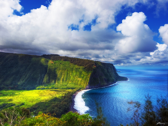 United: Washington D.C. – Kona, Hawaii (and vice versa). $415 (Basic Economy) / $545 (Regular Economy). Roundtrip, including all Taxes