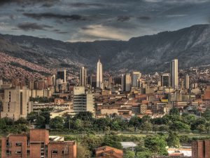 Copa: Portland – Medellin, Colombia. $393. Roundtrip, including all Taxes