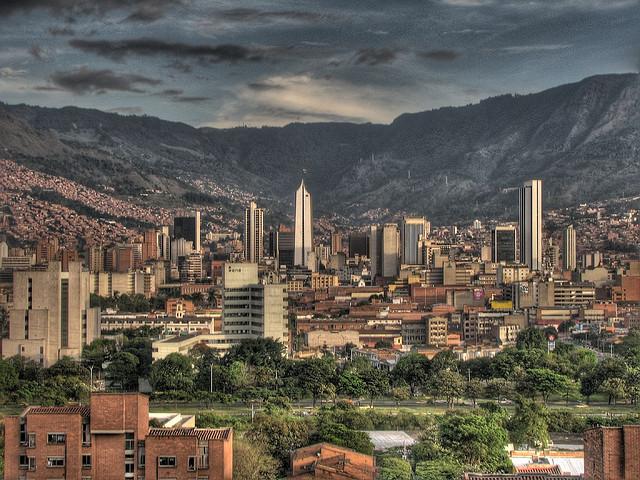 Copa: Portland – Medellin, Colombia. $393. Roundtrip, including all Taxes