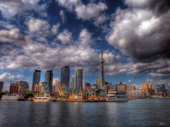 The Shorthaul – American: New York – Toronto, Canada. $133. Roundtrip, including all Taxes