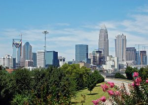 American: Portland / Seattle – Charlotte (and vice versa). $257. Roundtrip, including all Taxes