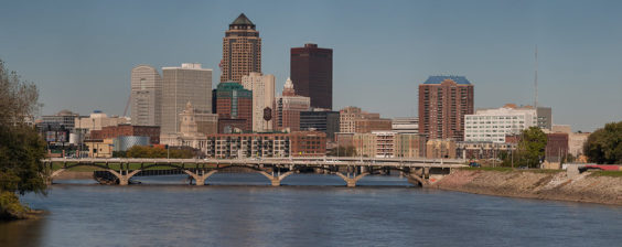 American: Phoenix – Des Moines, Iowa (and vice versa). $116. Roundtrip, including all Taxes