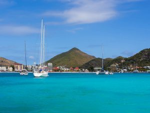 American: New York / Newark- St. Maarten. $250 (Basic Economy) / $300 (Regular Economy). Roundtrip, including all Taxes