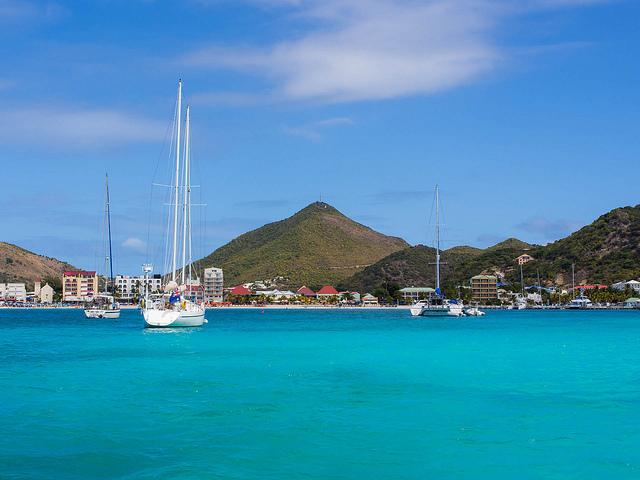 American: New York / Newark- St. Maarten. $250 (Basic Economy) / $300 (Regular Economy). Roundtrip, including all Taxes