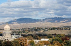 American: New York – Boise, Idaho (and vice versa). $245. Roundtrip, including all Taxes