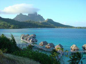 United: Portland – Papeete, Tahiti, French Polynesia. $827. Roundtrip, including all Taxes