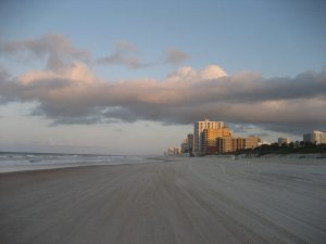 American: Portland – Daytona Beach, Florida (and vice versa). $242. Roundtrip, including all Taxes