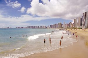 American: Phoenix – Fortaleza, Brazil. $508. Roundtrip, including all Taxes
