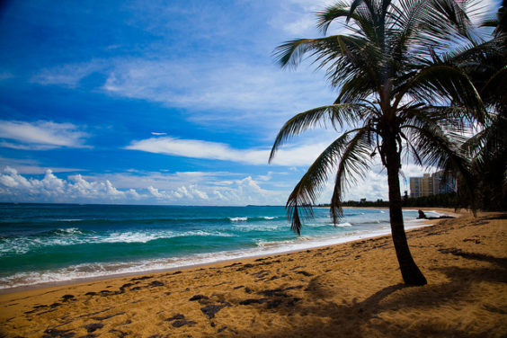 United: Phoenix – San Juan, Puerto Rico. $279. Roundtrip, including all Taxes