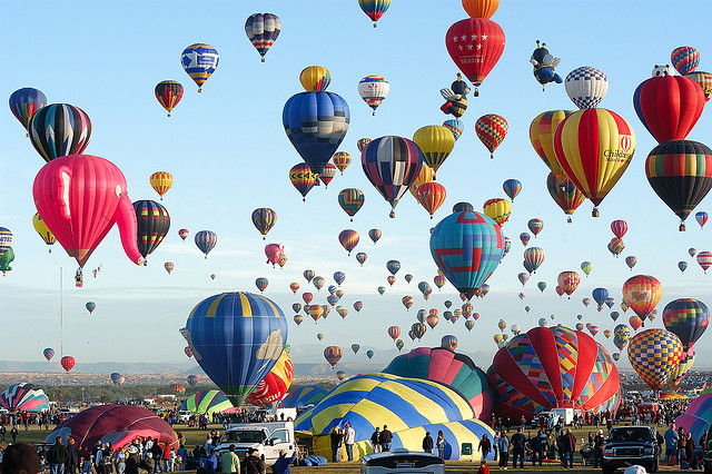 American: New York – Albuquerque, New Mexico (and vice versa). $197. Roundtrip, including all Taxes