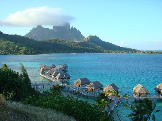 United: Portland – Papeete, Tahiti, French Polynesia. $777. Roundtrip, including all Taxes