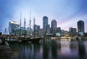 American: Portland – Boston (and vice versa). $194. Roundtrip, including all Taxes