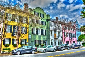 American: Los Angeles – Charleston, South Carolina (and vice versa). $192. Roundtrip, including all Taxes